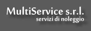 Multiservice s.r.l. servizi di noleggio